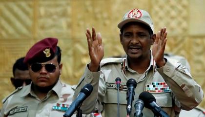 حميدتي: نتطلع إلى مزيد من التطور في علاقات السودان مع تركيا