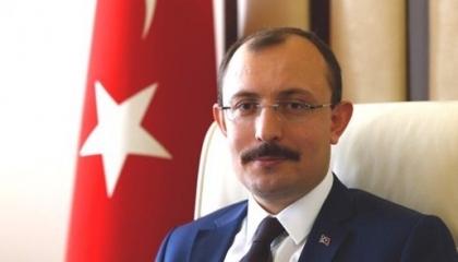 وزير التجارة التركية يبحث مع نظيره الألماني العلاقات الاقتصادية بين البلدين