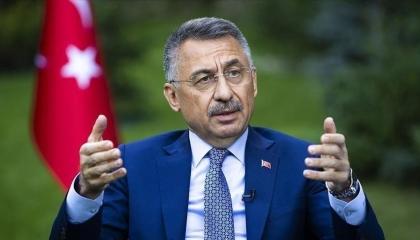 نائب الرئيس التركي يؤكد دعم بلاده للانتخابات المقبلة في ليبيا