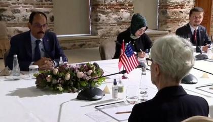 تركيا وأمريكا تؤكدان استمرار العمل المشترك في القضايا الإقليمية