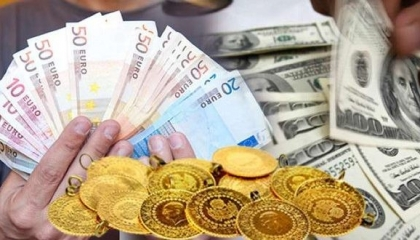 بقيمة 3 ليرات.. ارتفاع أسعار الذهب في تركيا مع بداية العطلة الأسبوعية