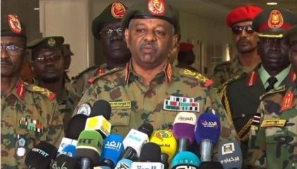 رئيس الأركان السوداني: مناورات «حماة النيل» هدفها ردع المتربصين والأعداء