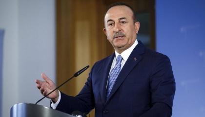 وزير الخارجية التركي: إدارة بايدن تسعى لتعزيز العلاقات مع أنقرة