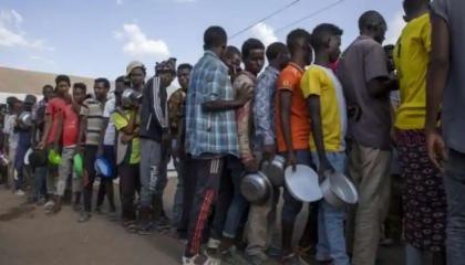 الأمم المتحدة: 91% من سكان تيجراي بحاجة لمساعدة غذائية طارئة
