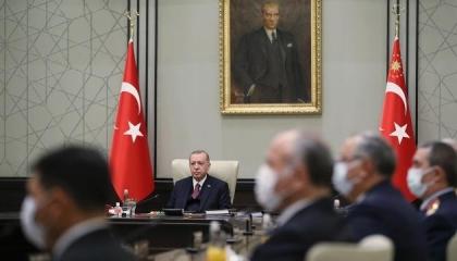 مجلس الأمن القومي التركي يدين الاحتلال الإسرائيلي للأراضي الفلسطينية