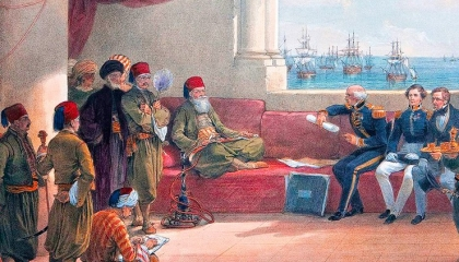 أكبر من نصف مساحة أوروبا.. كيف كانت الإمبراطورية المصرية في عهد محمد علي؟