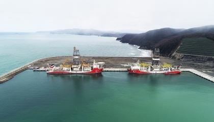 أردوغان يفتتح ميناء «فيليوس» على البحر الأسود الجمعة