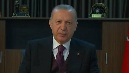 أردوغان عن زيارة الوفد التركي لطرابلس: أسعدت الجانب الليبي كثيرًا