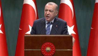 أردوغان يعلن اكتشاف 135 مليار متر من الغاز الطبيعي في حقول صقاريا