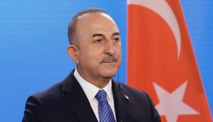 وزير الخارجية التركي في زيارة رسمية إلى فرنسا لمدة يومين