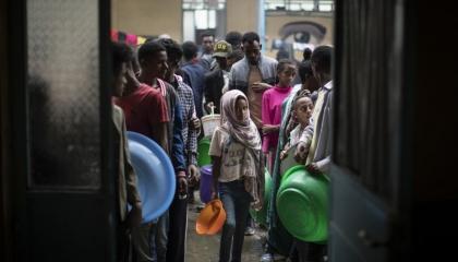 وكالة بلومبرج: المجاعة تزحف نحو إقليم تيجراي الإثيوبي بعد أن مزقته الحرب