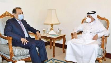 أمين عام مجلس التعاون التركي في زيارة مفاجئة إلى الدوحة