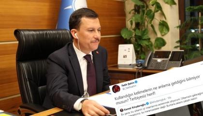 أمين عام حزب العدالة والتنمية لزعيم المعارضة التركية: أنت عديم التربية!