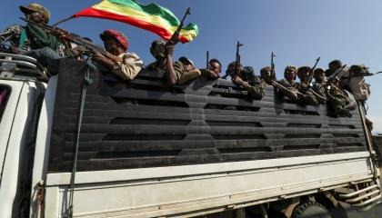 المدعي العام الإثيوبي يطالب بالقبض على أعضاء جبهة تحرير تيجراي