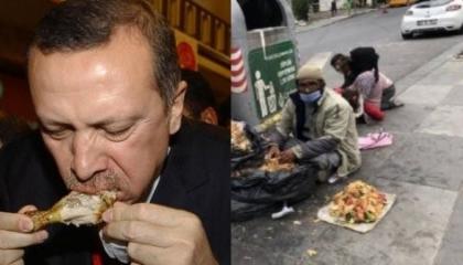 أردوغان يدعو المعارضة لإطعام الفقراء بدلًا منه ويتهمهم بـ«الجحود»