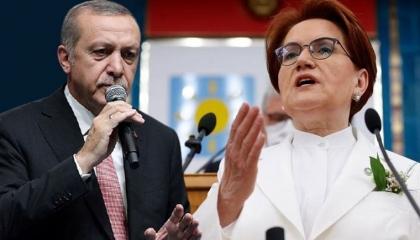 المرأة الحديدية: سخرية أردوغان من أزمات الأمة لا تناسب رئيسًا.. وسنطيح به