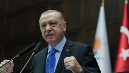 أردوغان «العدالة والتنمية» المكافح الوحيد للفاشية والمنظمات الإجرامية