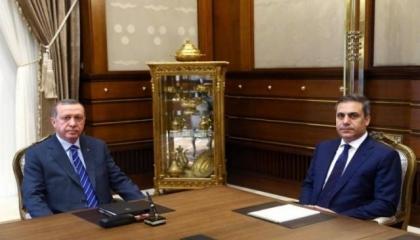 خطة رئيس الاستخبارات التركية للسيطرة على كرسي أردوغان