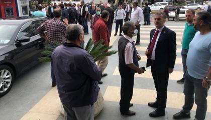 بالفيديو.. هجوم مسلح على رئيس بلدية تركية تابع لحزب الخير المعارض