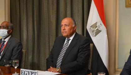 وزير الخارجية  المصري يتوجه إلى العاصمة القطرية غدًا