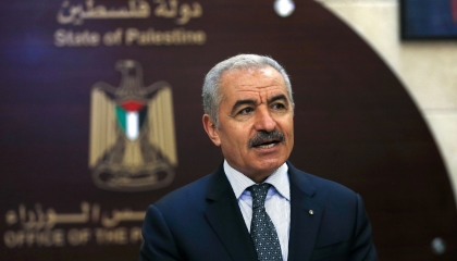رئيس الوزارء الفلسطيني يبادر خليفة نتنياهو بالهجوم: لا مستقبل لحكومة نفتالي