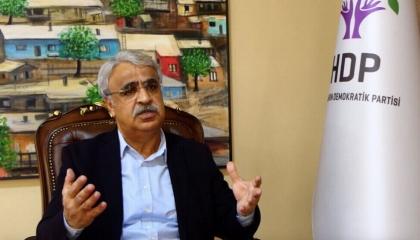 رئيس أكبر حزب كردي في تركيا يهاجم «الدستورية» بعد دعوى لإغلاق «الشعوب»