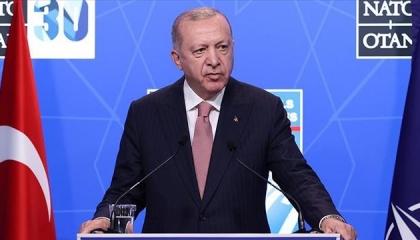 أردوغان: دعوت بايدن لزيارة تركيا وأجاب بأنه «قد يأتي»!