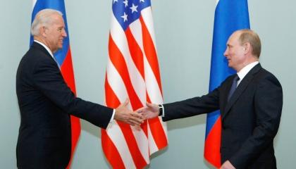 الرئيس الأمريكي لنظيره الروسي: بالنسبة لي أفضل دائمًا المواجهة!
