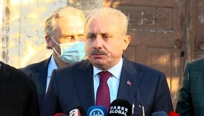 رئيس البرلمان التركي: صويلو لم يصرح باسم السياسي مرتشي الـ10 آلاف دولار
