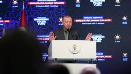 زلة لسان أم رسالة مقصودة؟ أردوغان يهدد أكراد تركيا بهجمات مستقبلية!