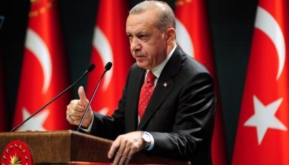 أردوغان: الهجمات الغربية ضد الإسلام زادت بنسبة 250 %