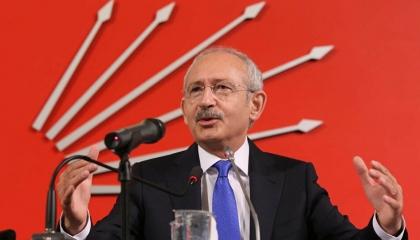 زعيم المعارضة التركية: سنرسل السوريين بالطبول..وسنحقق السلام بشرق المتوسط
