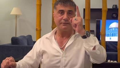 سادات بكر يتوعد الحكومة التركية بعد قرار إغلاق حساباته على السوشيال ميديا