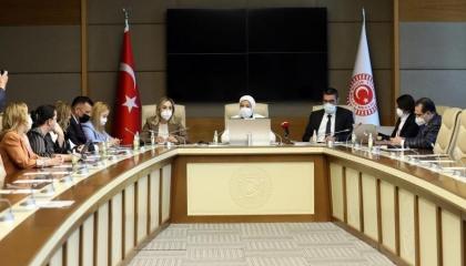 حزب الخير التركي يعلن انسحابه من لجنة التحقيق في أسباب العنف ضد المرأة