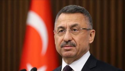 نائب أردوغان يؤكد مواصلة دعم المشروعات التركية في قبرص الشمالية