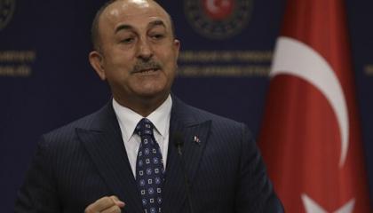 وزير الخارجية التركي: سنواصل دعم السلام والأمن والاستقرار والسيادة في ليبيا