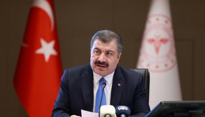 وزير الصحة التركية يحرج صهر أردوغان ويرفض المثول لأوامره