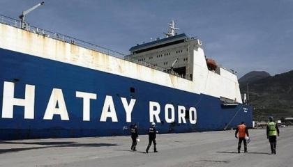 خط النقل البحري «رورو» بين تركيا وليبيا يعاود استئناف رحلاته
