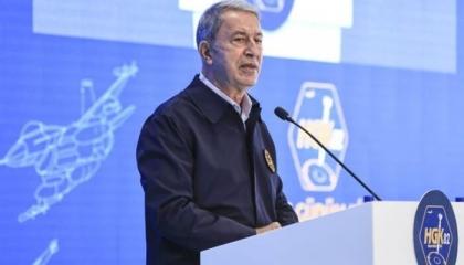وزير الدفاع التركي: تأمين مطار كابول مسألة وجودية بالنسبة لأفغانستان