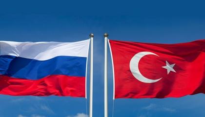 تركيا وروسيا تناقشان التعاون في المجال البحري