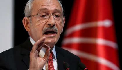 زعيم المعارضة التركية يعد الشباب الغاضب بتمزيق البروتوكولات الموقعة مع قطر
