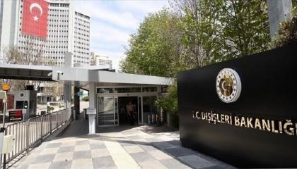 الخارجية التركية: قرارات مجلس الأمن بشأن قبرص الشمالية لا قيمة لها