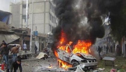 مقتل 3 بينهم طفلة بانفجار عبوة ناسفة في مدينة عفرين شمالي غرب حلب