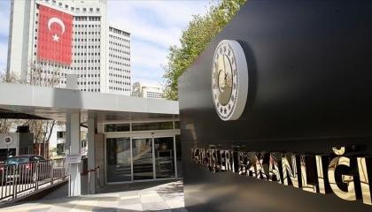 الخارجية التركية تدين إهانة الحكومة اليونانية لفريق جالاطا سراي