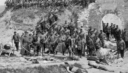«حرب البلقان الأولى»: تركيا خاضتها بجنود يقرصهم الجوع