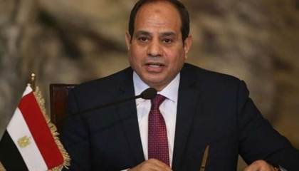 السيسي يؤكد تطلع مصر لتطوير التعاون مع العراق في إطار تكامل اقتصادي