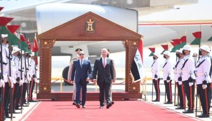 السيسي في بغداد.. تفاصيل الزيارة التاريخية الأولى منذ 30 عامًا