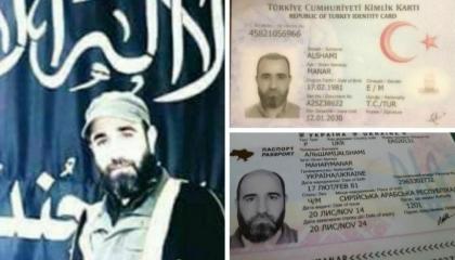 صحفية أمريكية تكشف تجنيس تركيا لقيادي بتنظيم «أجناد الشام» الإرهابي