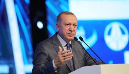 أردوغان: تركيا ستصبح من أفضل 10 دول في مجال الأقمار الصناعية
