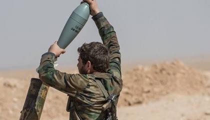 الجيش السوري يقصف مناطق تحت سيطرة القوات التركية